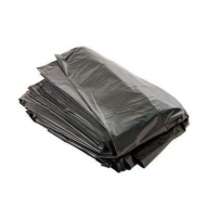 Light Duty Extra Large Black Refuse Sacks (Case of 200)