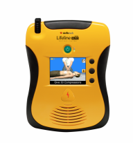 defibtech lifeline view fully automatic aed cpr compression image