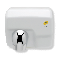World Dryer Mid Range Hand Dryer MR48 in White