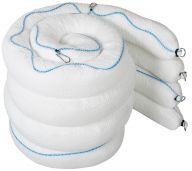 Oil and Fuel 12cm x 3m SPAG Fill Marine Booms (Pack of 4)