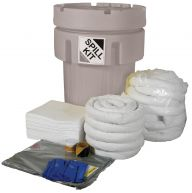 Refills for 250L Spill Kit Overpack with Plug Rug Drain Cover
