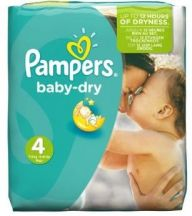 Pampers Maxi Baby Dry Nappies