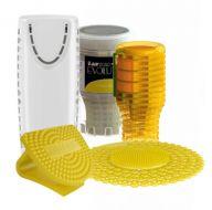 Vectair Professional Passive Air Freshener Bundle-Citrus Mango
