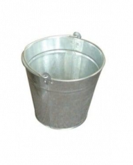 Galvanised Bucket – 12 Litre