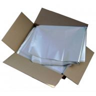 High Density Clear Compactor Sacks 15kg (Case of 100)