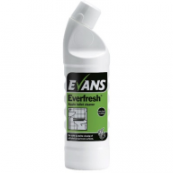 Evans Everfresh™ Apple Toilet and Washroom Cleaner (1 Litre)