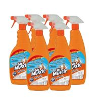 Mr Muscle Washroom Cleaner (6 x 750ml)
