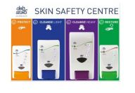 Deb 3-Step Skin Safety Centre Board Large