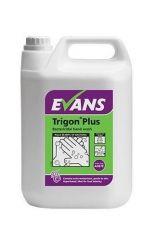 Evans 5 Litre Trigon Plus Bactericidal Hand Wash