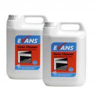 Evans Heavy Duty Oven Cleaner (2 x 5 Litre)