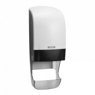 Katrin Inclusive Core Catcher White Toilet Roll Dispenser - 90144