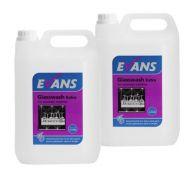 Evans Auto Glasswash Extra (2 x 5 Litre)