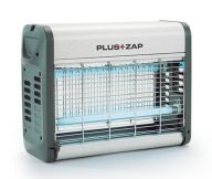 PlusZap 16 Watt Electric Grid Fly Killer White, S/Steel or Aluminium