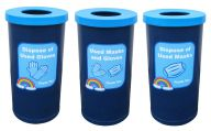 70L Popular Bin for PPE Disposal (Various Options)