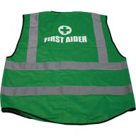 Hi Viz Jacket (Large) Green