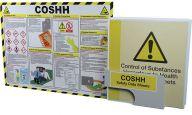 COSHH Storage Station