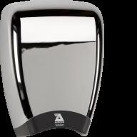 AIRDRI Quazar Hand Dryer in Chrome
