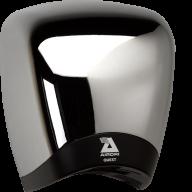 AIRDRI Quest Hand Dryer in Black