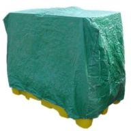 IBC Double Spill Pallet Rain Cover