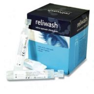 Reliwash Eye Wash Phials 20ml - Pack of 25
