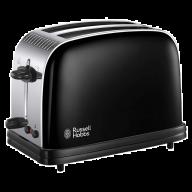Russell Hobbs Colour Plus 2 Slice Toaster Black