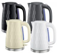 Russell Hobbs 1.7 Litre Honeycomb Kettle (Various Colours)