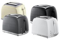Russell Hobbs Honeycomb 2 Slice Toaster (Various Colours)