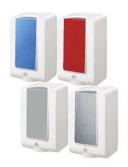 Sapphire Hand Dryer White ABS (Various Finishes)