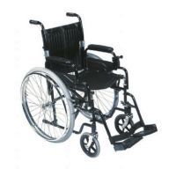 Half-folding Back Standard Steel Self Propel Wheelchair