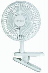 """6"""" Stirflow Clip Fan with 2 Speed Settings"""