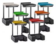 Trojan 45L Free Standing All Plastic Sack Holder (Various Colours)