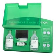 St John Ambulance Emergency Eye Wash Station