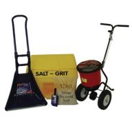 Small Business Winter Kit (inc. 10 x 15kg White Rock Salt)