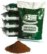40L Elcef Biodegradable Oil Selective Cellulose Fibre x 25