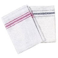 White Cotton Tea Towels (Pack of 10)
