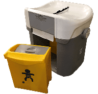 The All-In-One Baby Point Changing Table