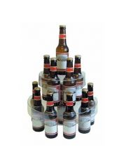 3 Tier Bottle Display Stand