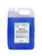 Yorkshire's Finest Chemicals- Rinse aid (5 Litre)