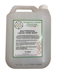 Antibacterial Liquid Hand Soap 5 Litre