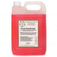 Yorkshire's Finest Chemicals- Floral Disinfectant (5 Litre)