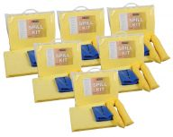 15 Litre Chemical Spill Kit - Pack of 6