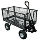Industrial Platform Truck With Sides & Ends