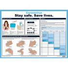 Coronavirus Stay Safe. Save Lives.