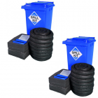 AdBlue Solution 240 Litre Spill Kit - Twin Pack