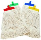Abbey P-Mop Head 450g - Yellow, Blue, Red or Green