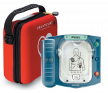 Philips HeartStart® HS1 Semi-Auto Defibrillator Free Slim Carry Case