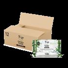 24 Packs of 64 Cheeky Panda Biodegradable Bamboo Baby Wipes
