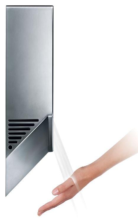 Dyson Airblade V Hand Dryer - HU02 Sprayed Nickel