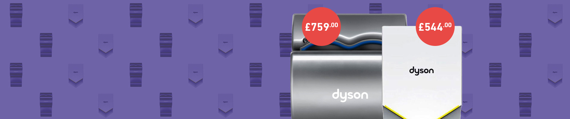 Dyson Hand Dryers - Cheapest Online