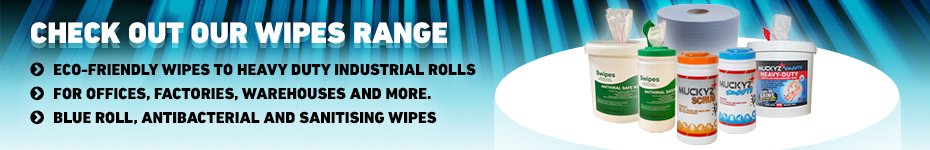 Check out our wipes range